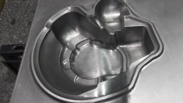 Steel Press Tool