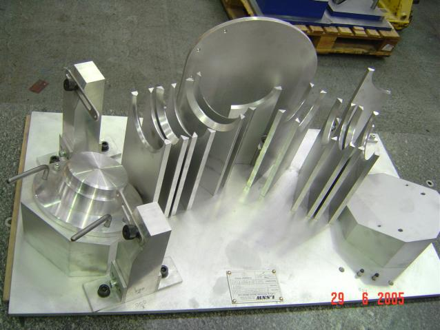 Pipe Checking Fixture