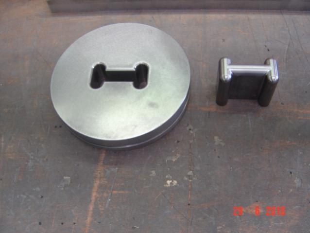 Punch / Ring - Hydro-Form Tool