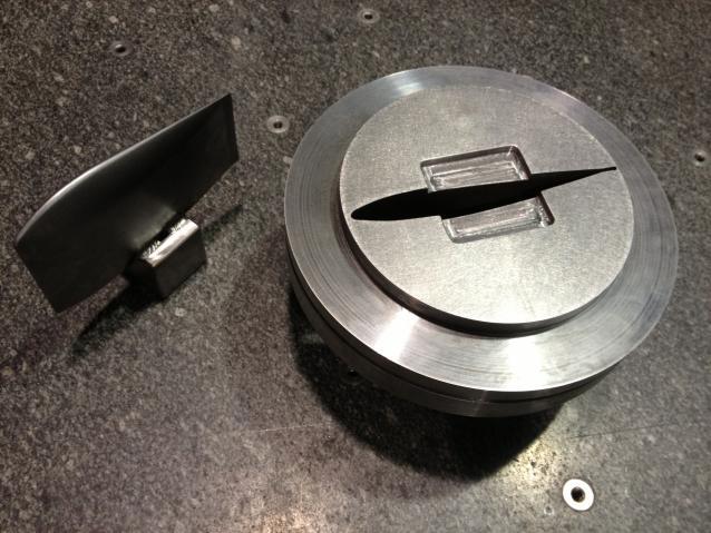 Cavity Die / Intensifier - Hydro- Form Tool