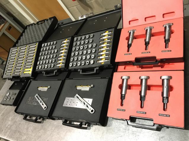 Kit Form Inspection Equipment