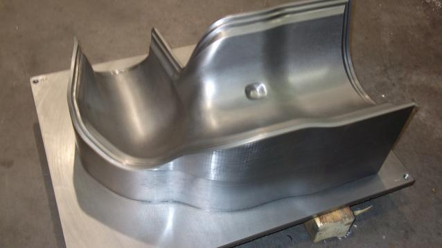 Steel - Heat Shield - Press Tool
