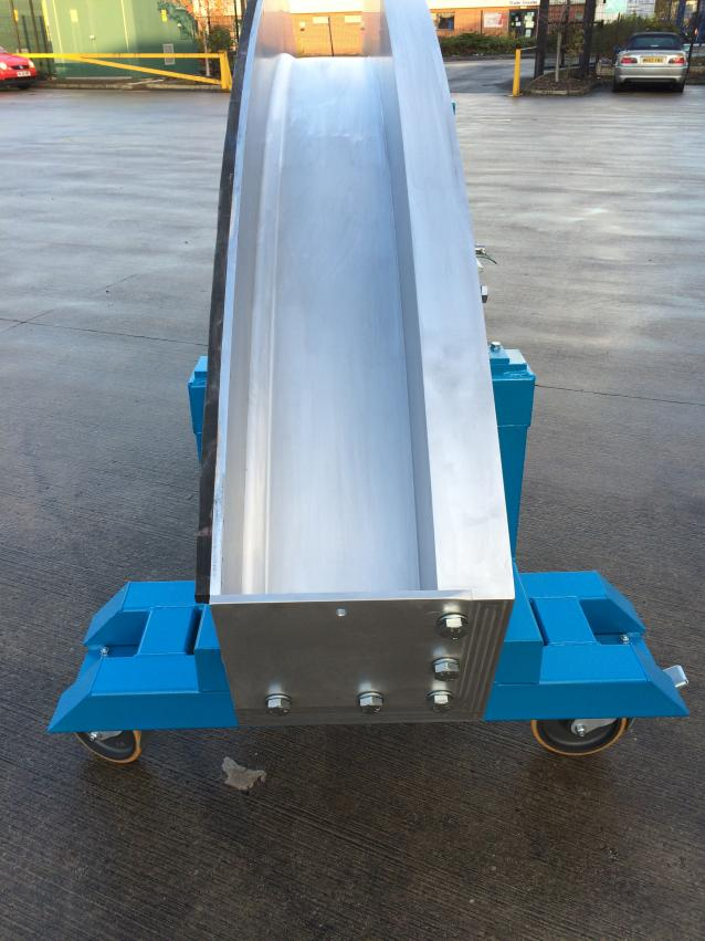 Collapsible Al. Alloy Lay-Up Tool