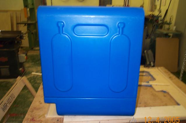 Rotationally Moulded Product