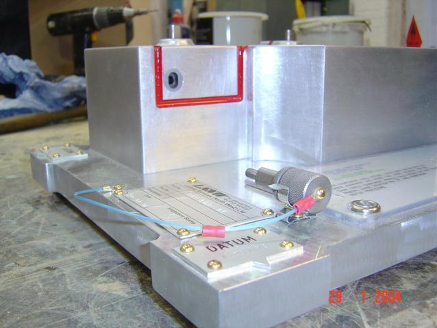 Aluminium Checking Fixture