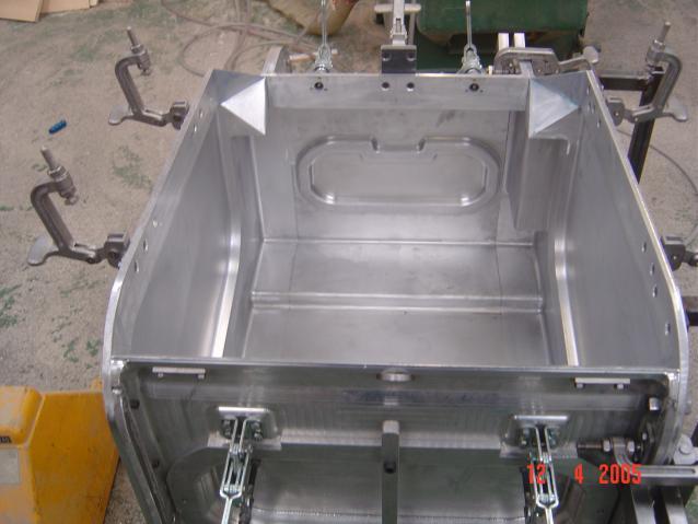 Rotational Mould Tool
