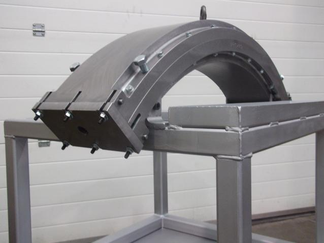 Matched Fabricated and Rolled Steel Lay-Up Tool