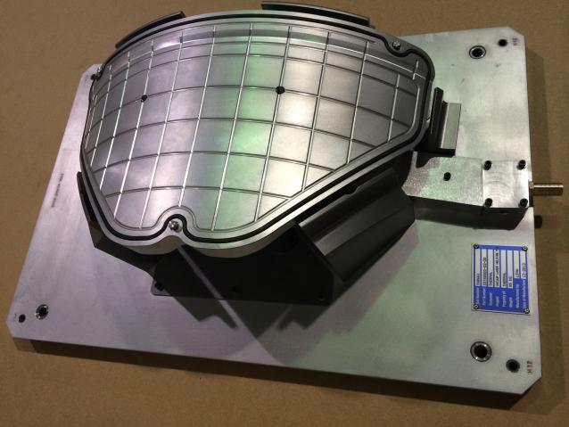 M/Steel - Vacuum laser Holding Fixture
