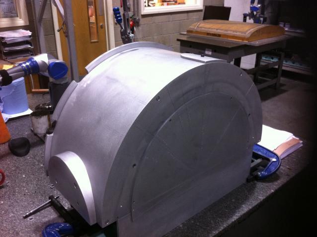 Aluminium Alloy - Heat Shield Inspection Fixture