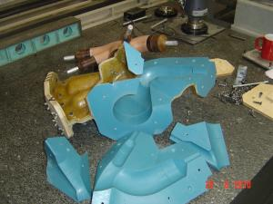 Plaster Mould Tool
