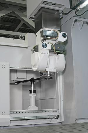 ISA 5 Axis Head