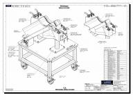 Cpnt. Weld Assy. Fixture drawing