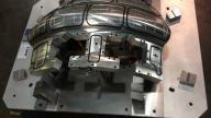 Vacuum laser Holding Fixture