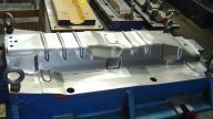 Press Tool - Transmission Tunnel