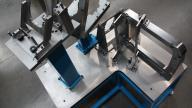 Duct Weld / Assy Fixture
