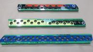 Al Alloy Concentric drill templates