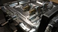 Complex Ambulance Stretcher Mould Tool