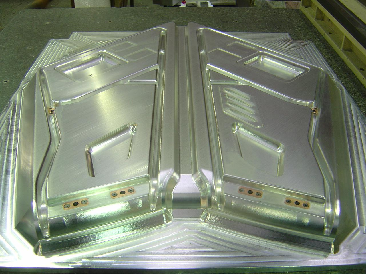 Vacuum Form Tooling Lofting Services